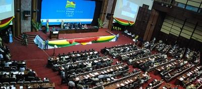 Conférence au Ghana