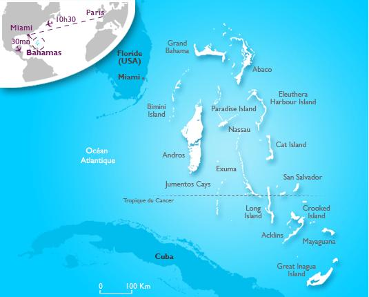 Bahamas_Carte