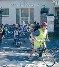 Vélobus - écomobilité scolaire