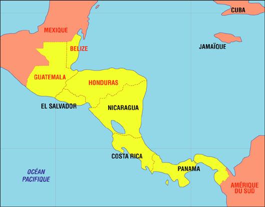 pays-amerique-centrale