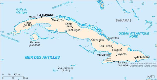 Ecotourisme à Cuba   Une île des caraibes engagée dans le tourisme