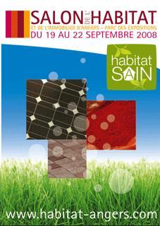 Salon de l'Habitat Sain à Angers