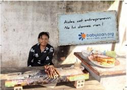 Babyloan - microfinance de projets d'aide au développement
